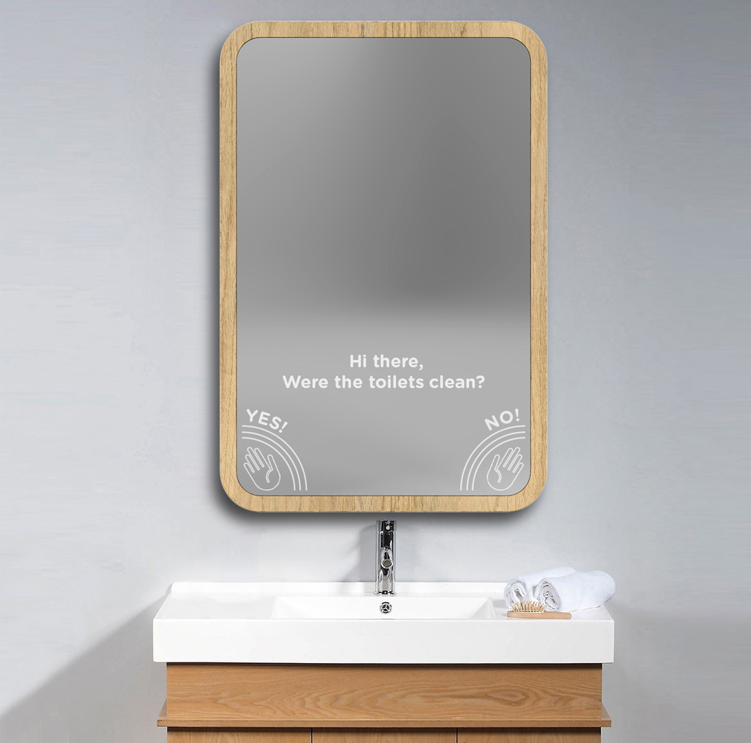 Moodus Mirror